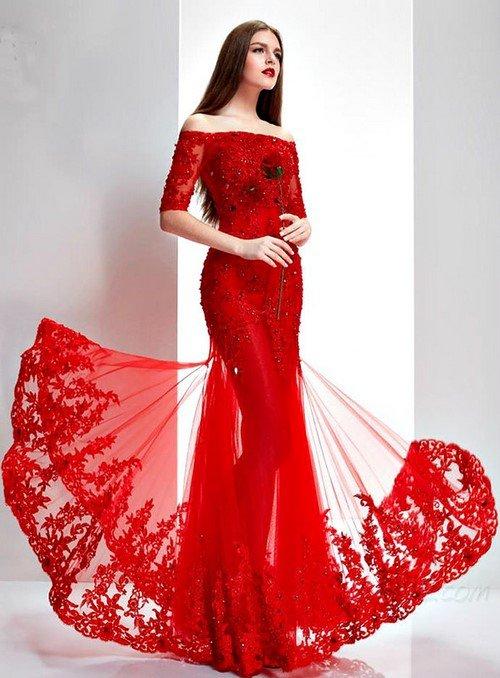 7166cf50507fc5b Выбираем модное кружевное платье: красивые кружевные платья 2019 ...