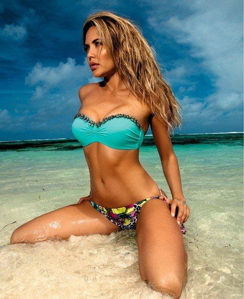 Какой купальник выбрать: модные женские купальники - фото идеи