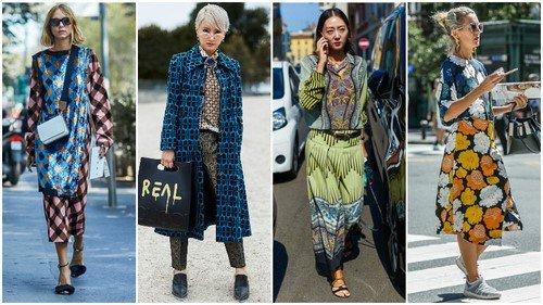 Уличная мода для женщин весна-лето 2018-2019 фото: уличный стиль - фото, фасоны, тренды