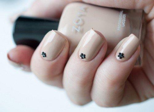 Нюдовый маникюр - лучшие идеи трендового дизайна ногтей