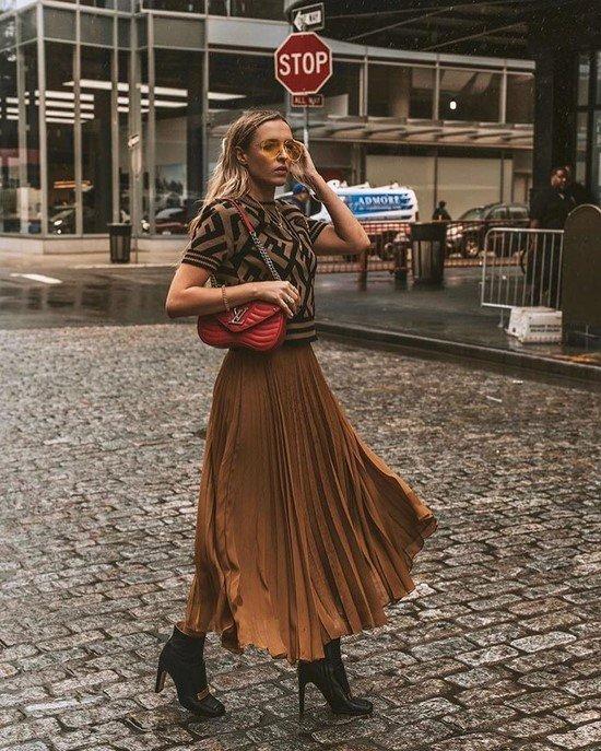 Модные осенние образы 2020 - фото идеи, как одеваться осенью