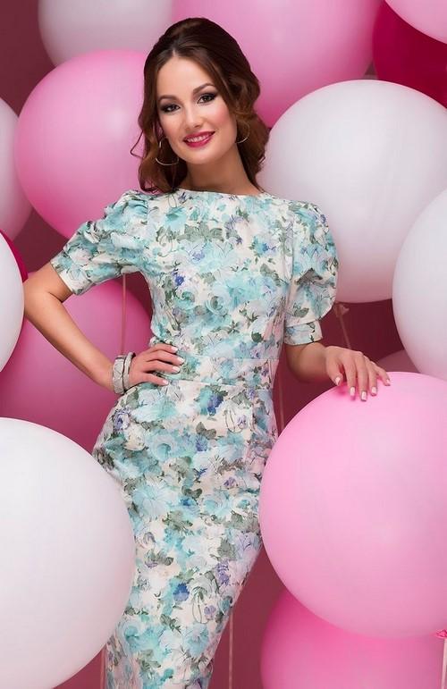 Модные короткие платья 2018-2019 - фото, новинки платьев, фасоны и тенденции