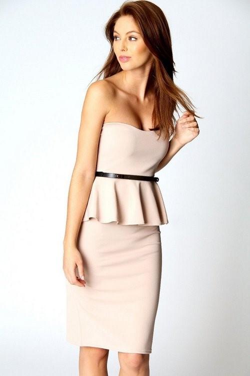фото короткие платье