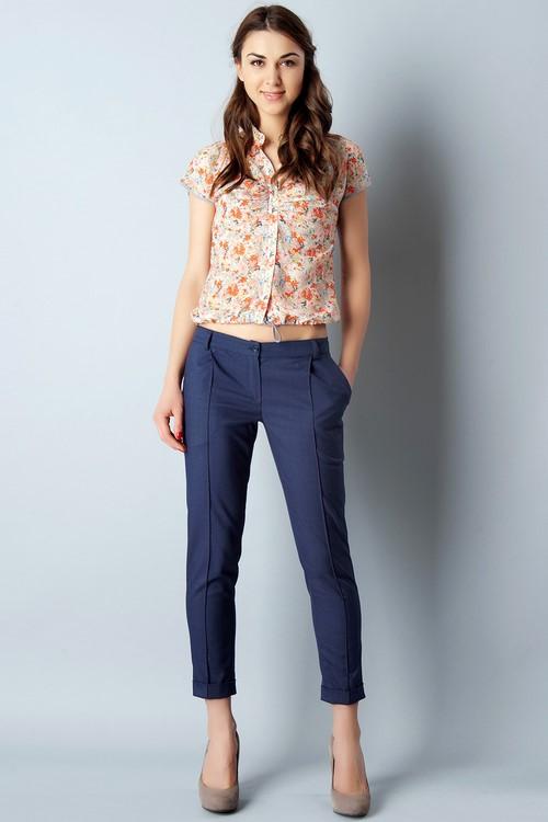 1f22f60dae9 Смотрите и выбирайте модные брюки для себя. Учитесь правильно носить  женские брюки