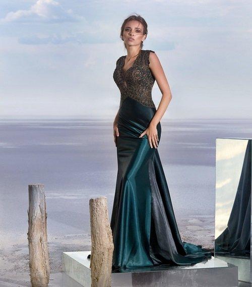 d397240dd11 Женственные и изысканные выпускные платья 2019-2020 в пол украсят силуэты  миллионов выпускниц.
