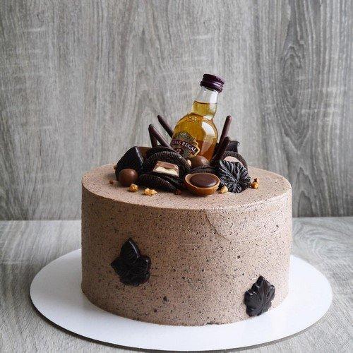 Красивые торты на день рождения. Изумительные фото идеи оформления тортов