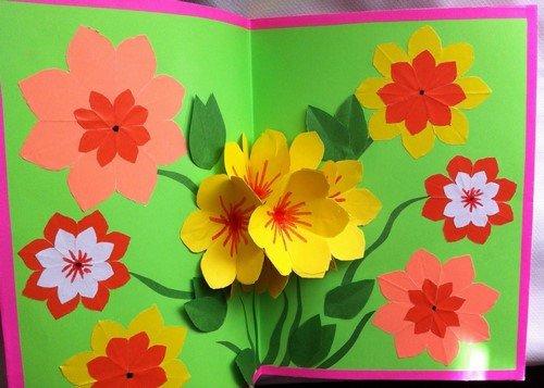 Самые оригинальные открытки своими: фото идеи, стилистика, примеры для вдохновения