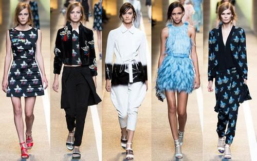 Смотреть Тенденции моды весна-лето 2019: fashion-обзор новинок с подиумов видео