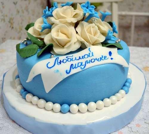 Самые красивые торты для мам - фото идеи тортов, которыми можно порадовать мамочку
