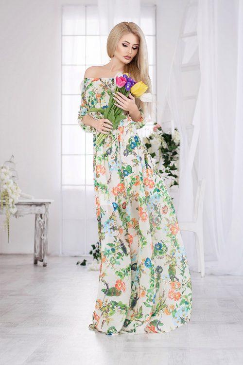 63062e8535e Луки лето 2019-2020  мода на платья