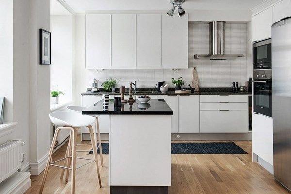 Современные идеи дизайна кухни: фото новинки