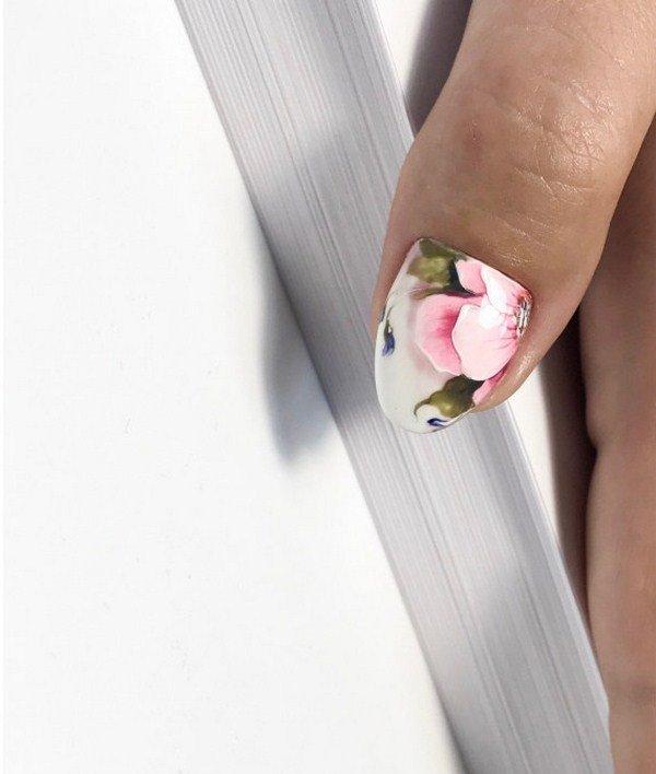 Свадебный маникюр невесты: роскошные варианты нейл-дизайна