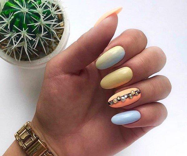 Новый дизайн ногтей 2020