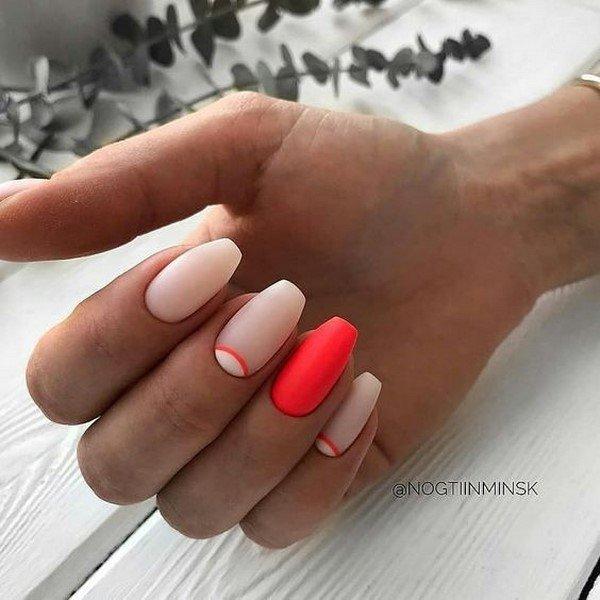 Новинки маникюра гель-лаком: интересные примеры дизайна ногтей гель-лаком на фото