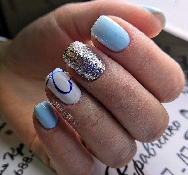 Самый стильный весенний маникюр на разные формы и длину ногтей