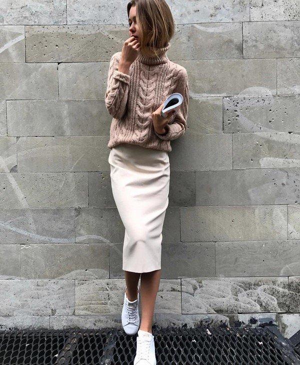 Тренды юбок. Модные новинки и лучшие модели