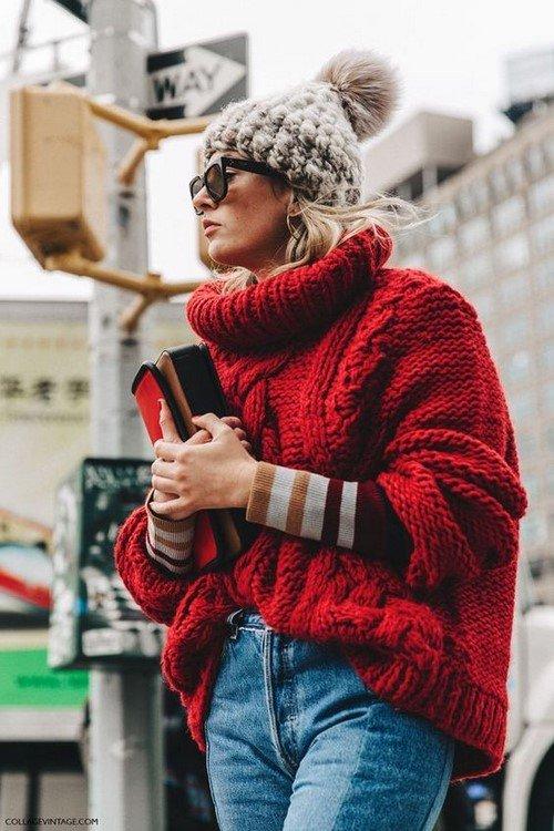 Модные вязаные тренды 2019-2020: вязаные фасоны в оригинальных оразах