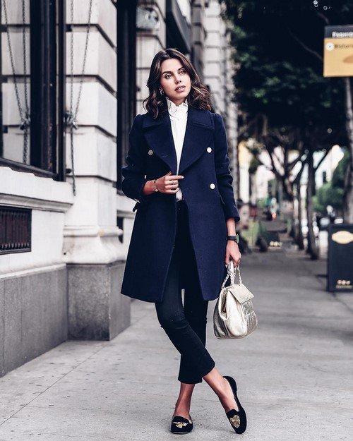 Модные пальто осень. Фасоны. Новинки. Образы