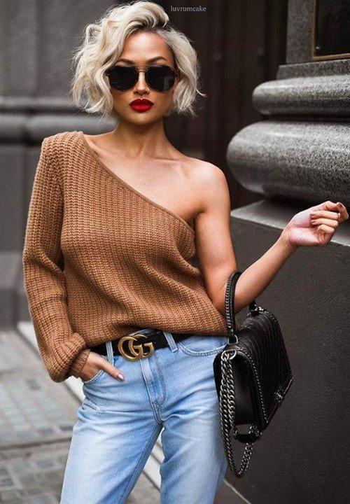 Как стильно уложить волосы разной длины. Модные укладки. Фото идеи
