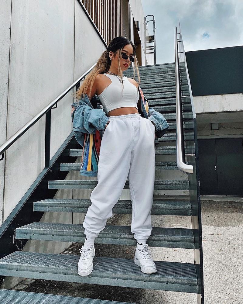 Модная спортивная одежда 2021-2022: главные тренды и новинки на фото
