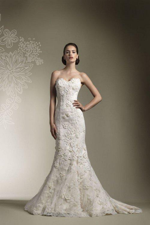 Модные свадебные платья в 2019 году - КалендарьГода картинки
